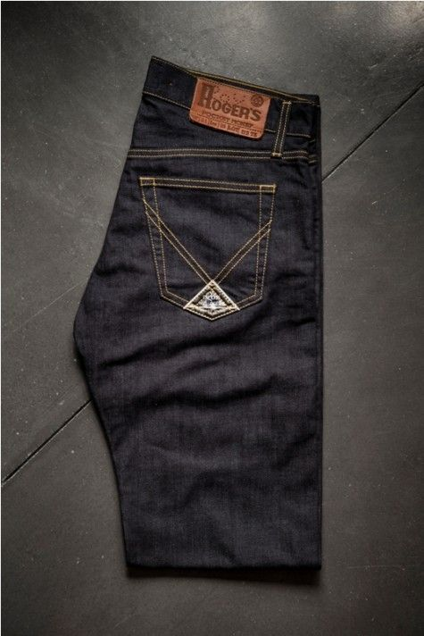 Roy Rogers Presidents Jeans