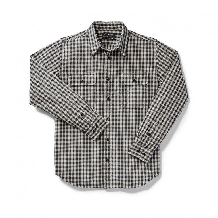 Lightweight Kitsap Work Shirt