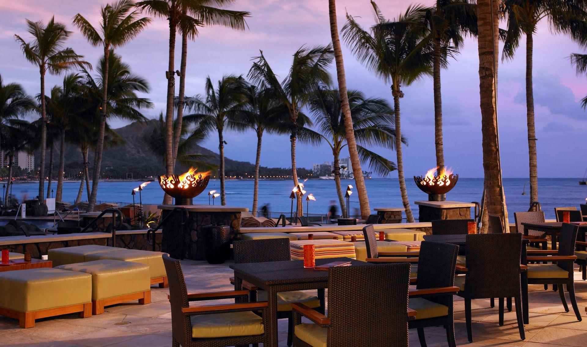 Waikiki Beach Hotels Sheraton Hotel Honolulu Hawaii Resorts