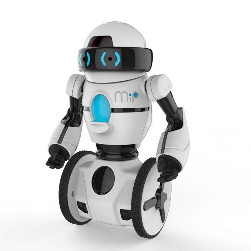 wowwee mip robot review half segway half butler actualidad pinterest. Black Bedroom Furniture Sets. Home Design Ideas