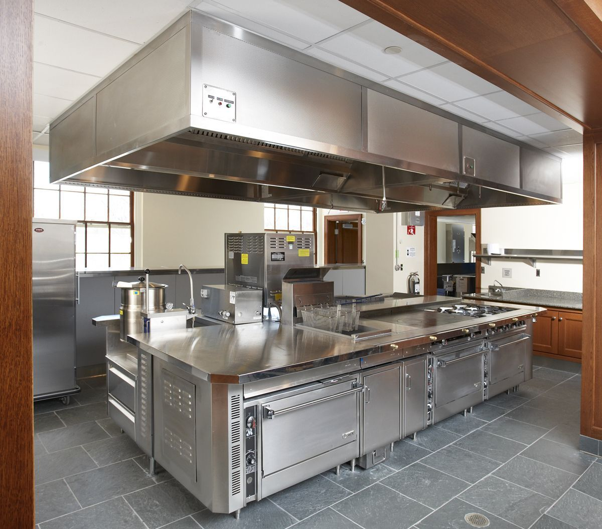 Moderne Gastronomie Sch Rzen Wiring Diagram For Warn 2500 Winch Modern Chef School Kitchen 3d Model Google Search Kitchens