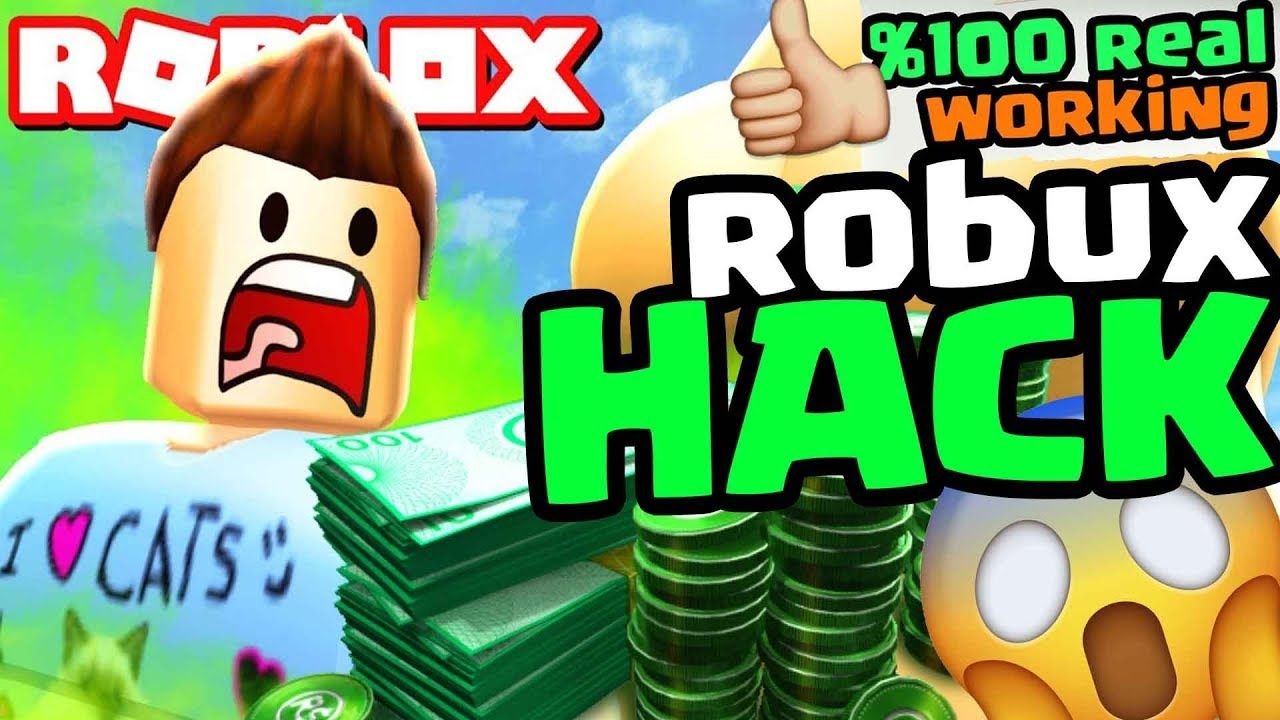 Roblox Robux Hack Tools No Verification Unlimited Robux