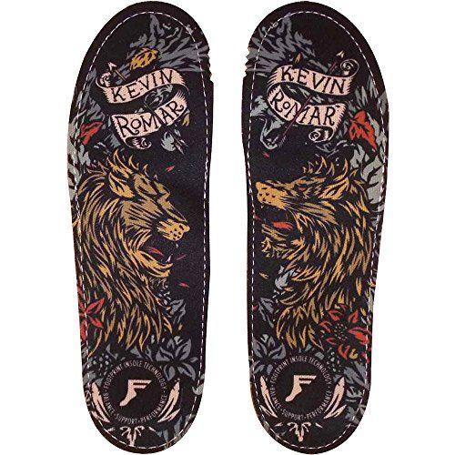 Footprint Orthotic Insoles Kevin Romar Kingfoam Custom
