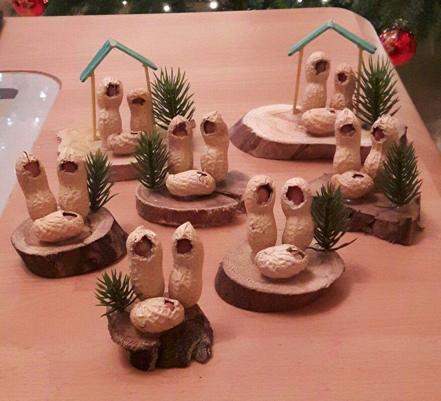 Krippe Weihnachten Christmas Weihnachten 2020 Mini Krippen Krippe Weihnachten Basteln Weihnachten Krippen Basteln