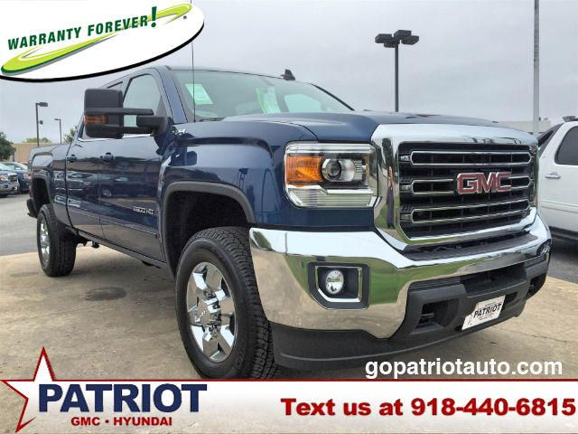 2015 Gmc Sierra 2500hd Available Wifi For Sale In Bartlesville
