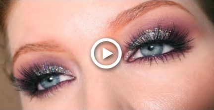 new years eve mostly drugstore makeup tutorial