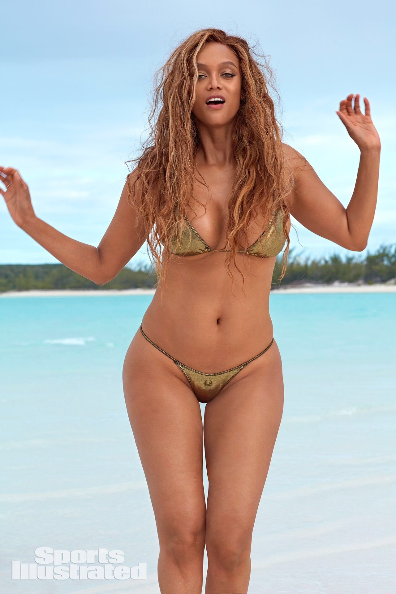 Tyra Banks Sports Illustrated Swimsuit Sports Illustrated Swimsuit Issue Si Swimsuit