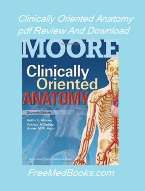 Clinically Oriented Anatomy By Keith L Moore Pdf Review Download Free