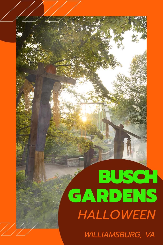 4a14ae7f672e29b998ece35d23f17458 - Busch Gardens Williamsburg Howl O Scream Map