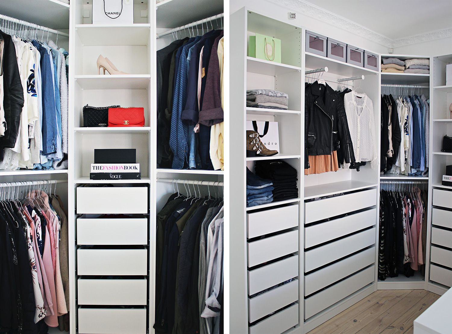Walk In Closet Pinterest How To Design Your Closet Passionsforfashion Walk In Closet