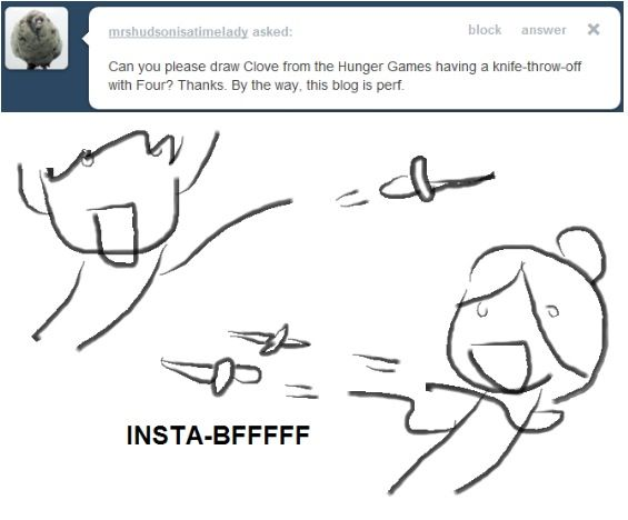 Badly Drawn Divergent on Tumblr ~Divergent~ ~Insurgent