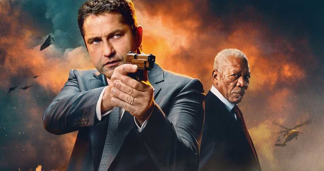 Gerard Butler Returning As Mike Banning In Night Has Fallen M A A C In 2021 Gerard Butler Gerard Butler Movies Action Movies