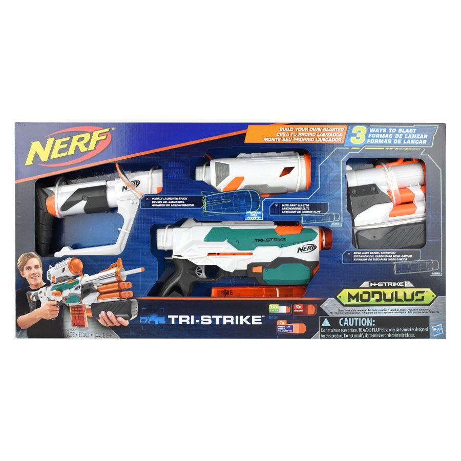 NERF Modulus Tri Strike | Toys R Us Australia