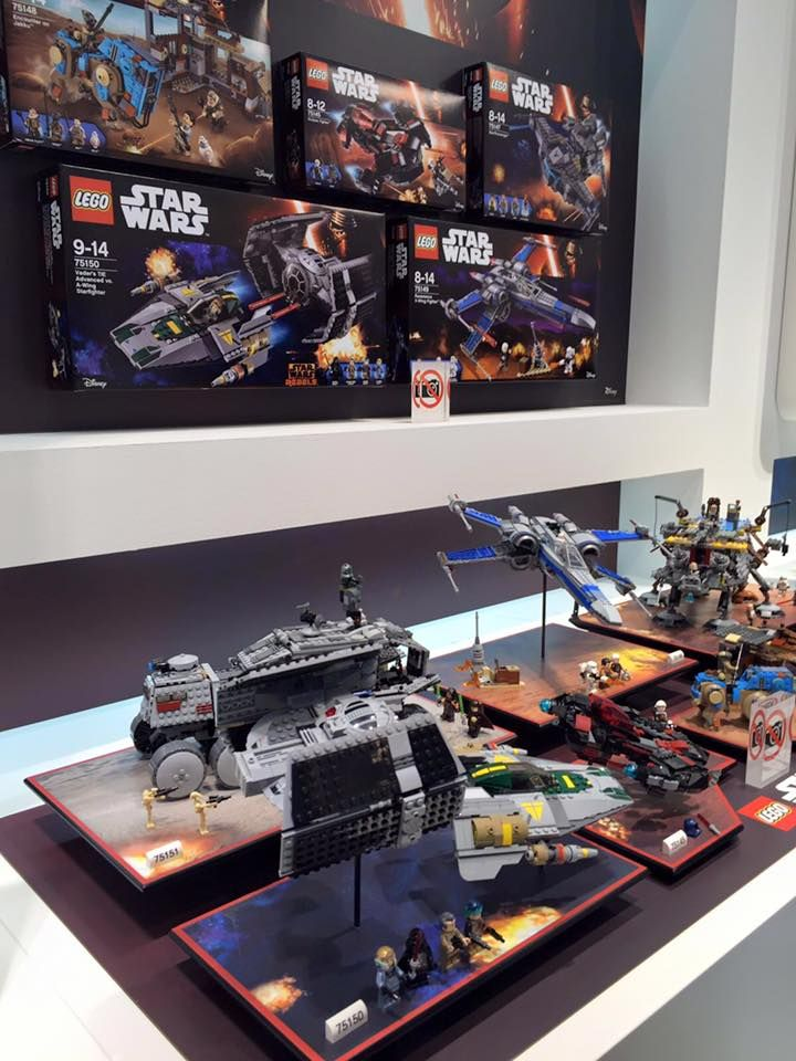 First picture of the new Star Wars sets - Imgur | #Lego | Pinterest ...
