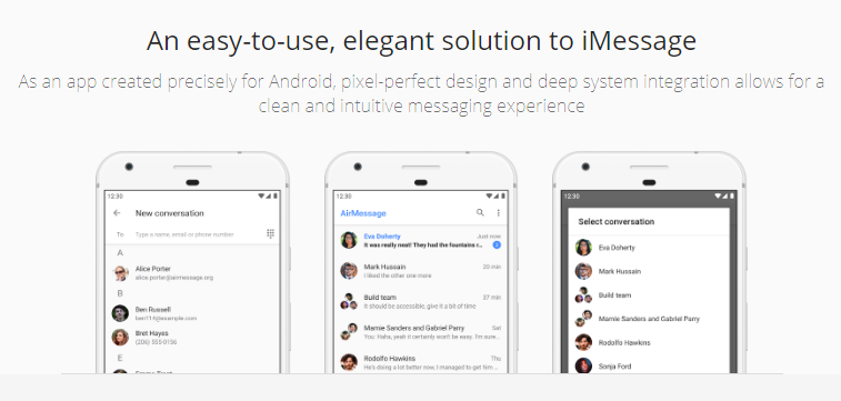 iMessage on Android How to Get iMessage for Android