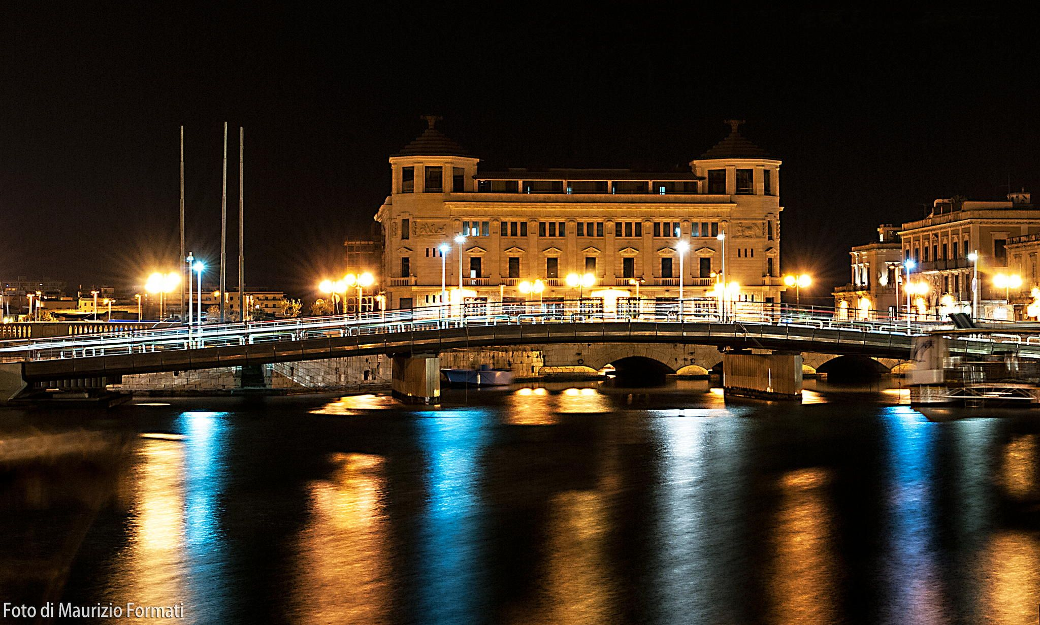 Siracusa - Old Post Office by Maurizio Formati on 500px