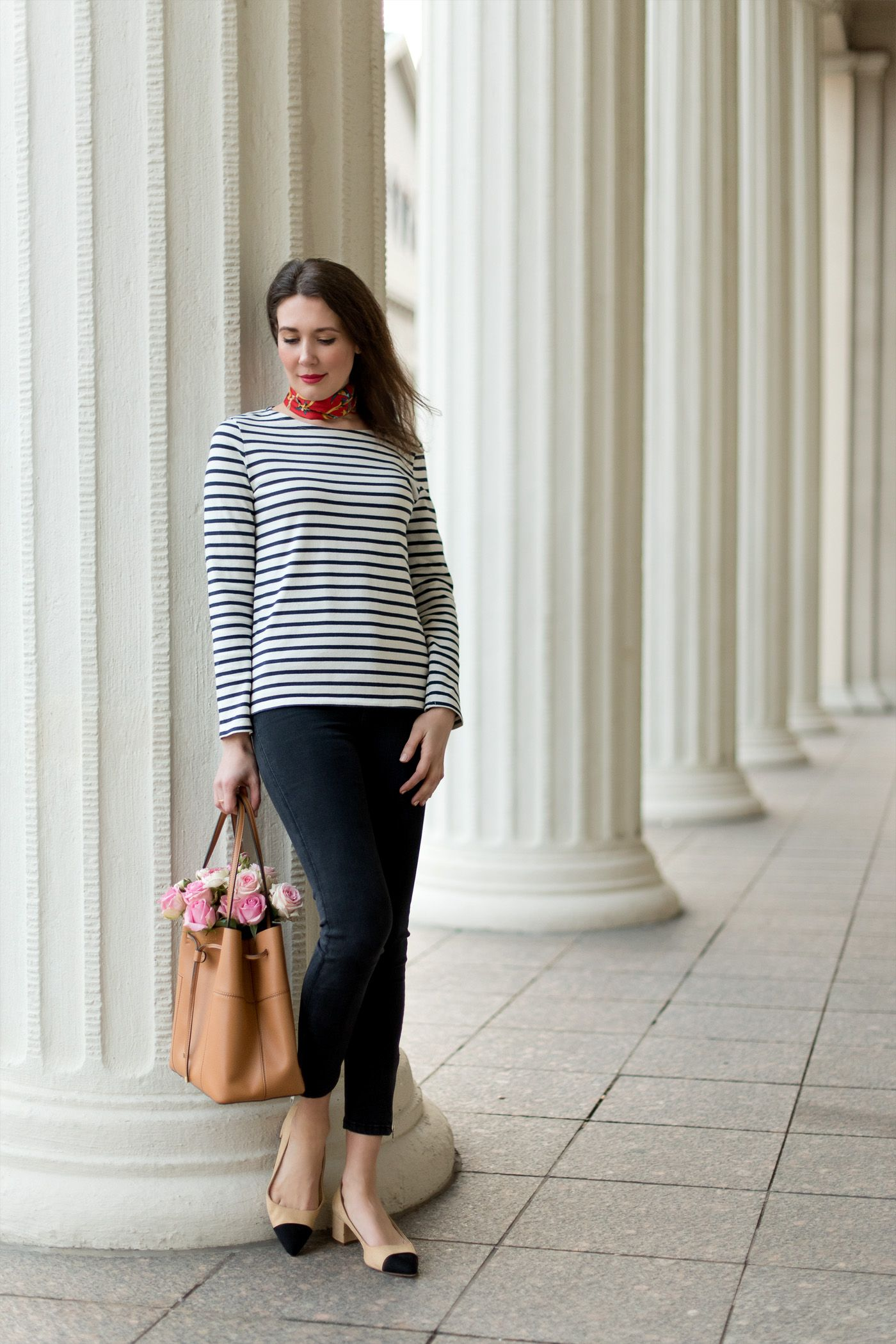 Outfit  Red meets Stripes   www.moodforstyle.de   Fashion, Food ... 6db2d0f954
