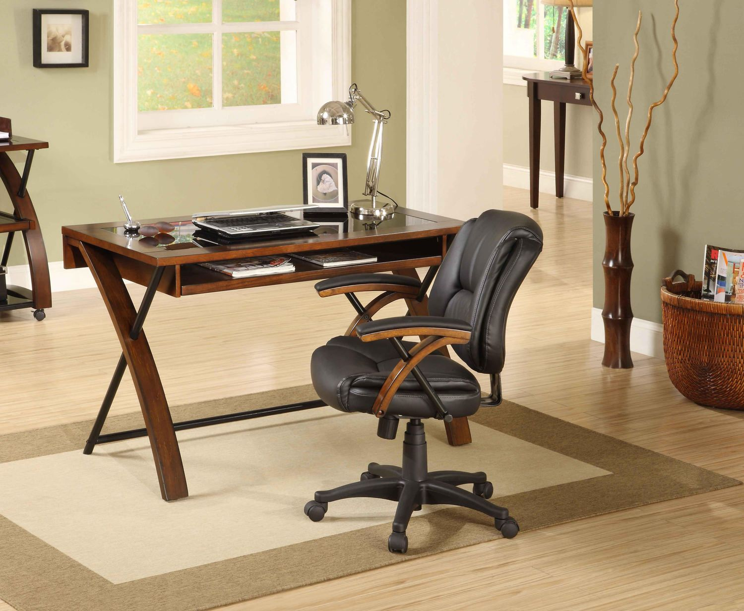 Zeta Desk Chair | HOM Furniture | Furniture Stores In Minneapolis Minnesota  U0026 Midwest