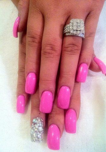 Acrylic Nail Designs 2015 – It is true that any person can always ...
