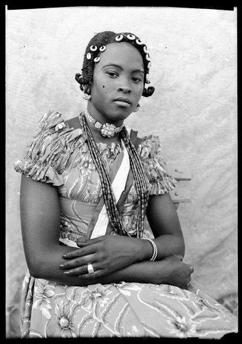 Seydou Keita; some of the ladies in his pictures are so fierce and sassy it kills me!