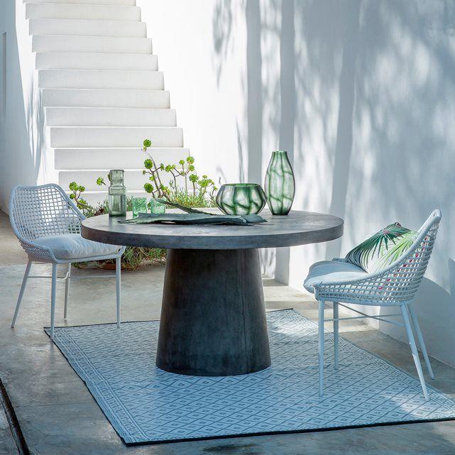 Table de jardin Argine   Dans mon jardin   Pinterest   Outdoor rugs ...