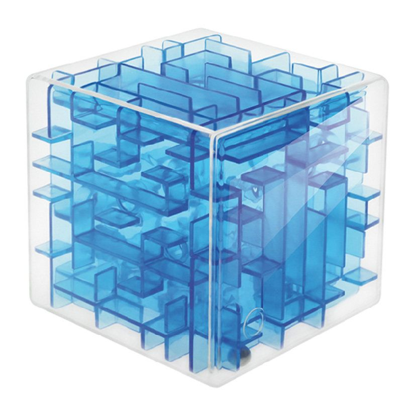 Three dimensional intelligence cube Intelligence Educational Toys