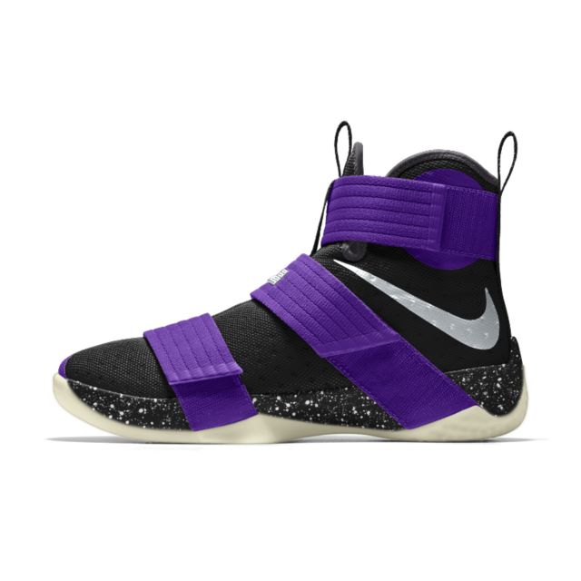 fa6c0dbfa57f Nike Zoom LeBron Soldier 10 iD Men s Basketball Shoe