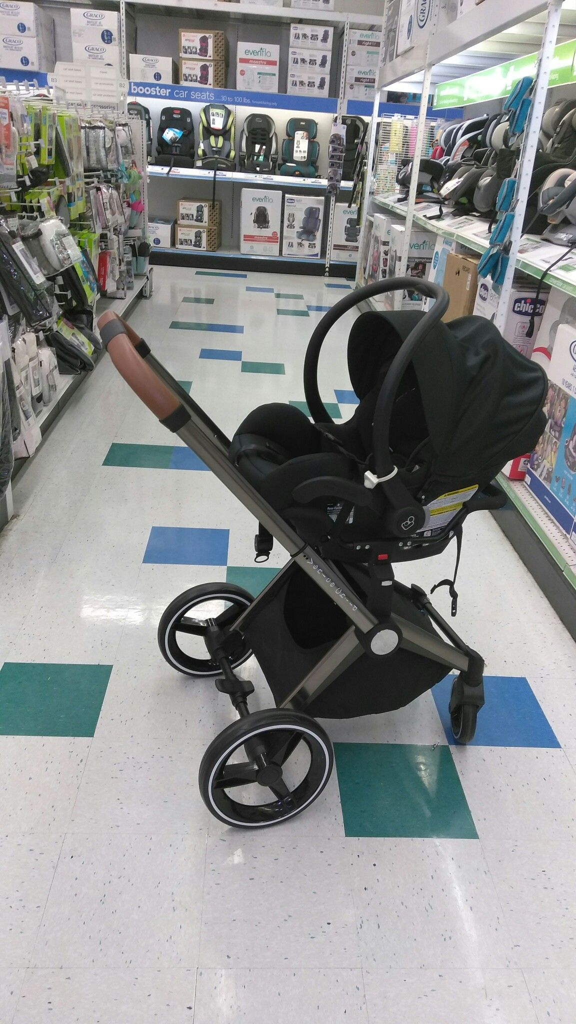 Pin by VENICE CHILD on Kangaroo Stroller with universal carseat adapter