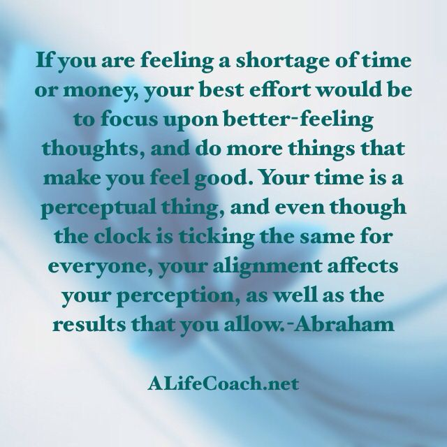 Beautiful quote from Abraham-Hicks