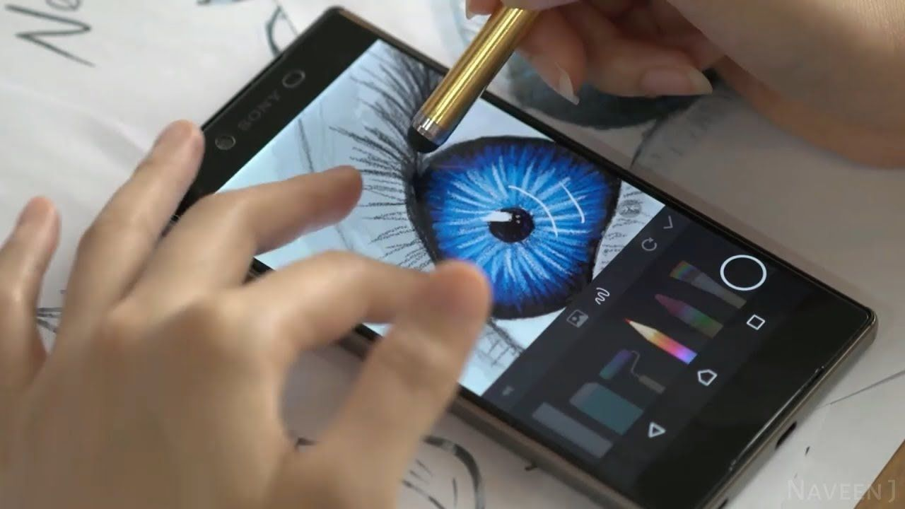 5 Best Drawing Apps For Iphone And Android 2019 Drawing App