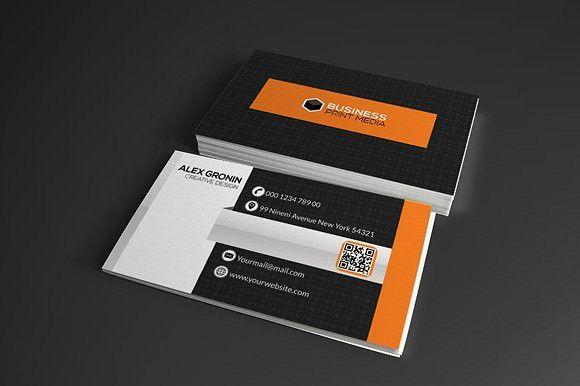 Creative business card template creative business card templates creative business card template creative business card templates reheart Choice Image