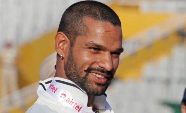 Bowling Action Of Shikhar Dhawan Reported Suspicious Shikhar Dhawan Bowling India Win