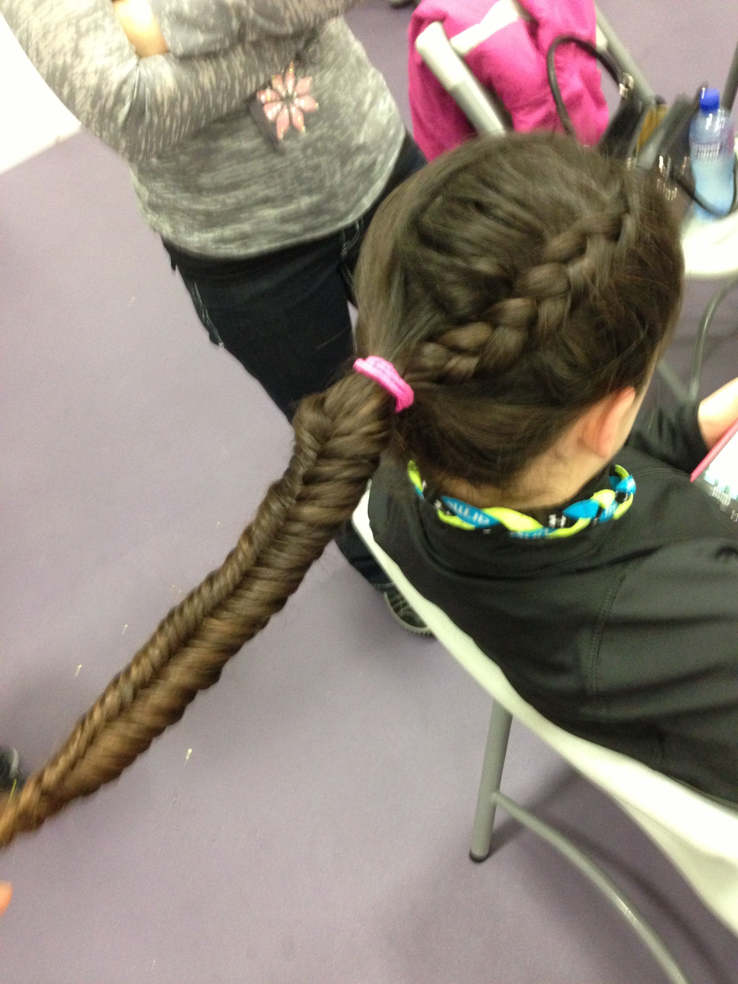Cute sport hairstyle things to wear pinterest hair style