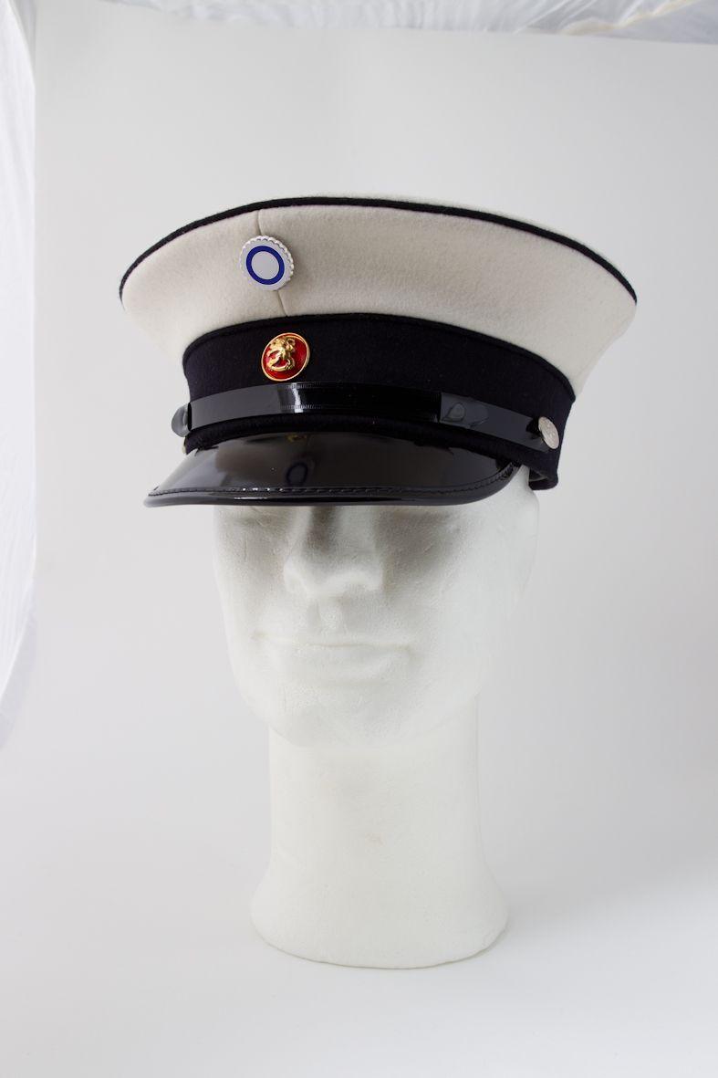 Finnish National Defense University cadets  M22 visor cap.  98fc8596a78