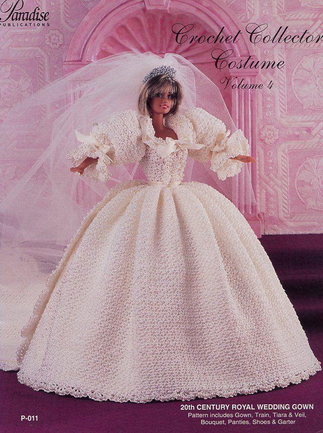 Barbie, Crochet Collector Costume Vol. 4