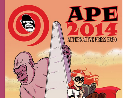 Best comics at APE 2014