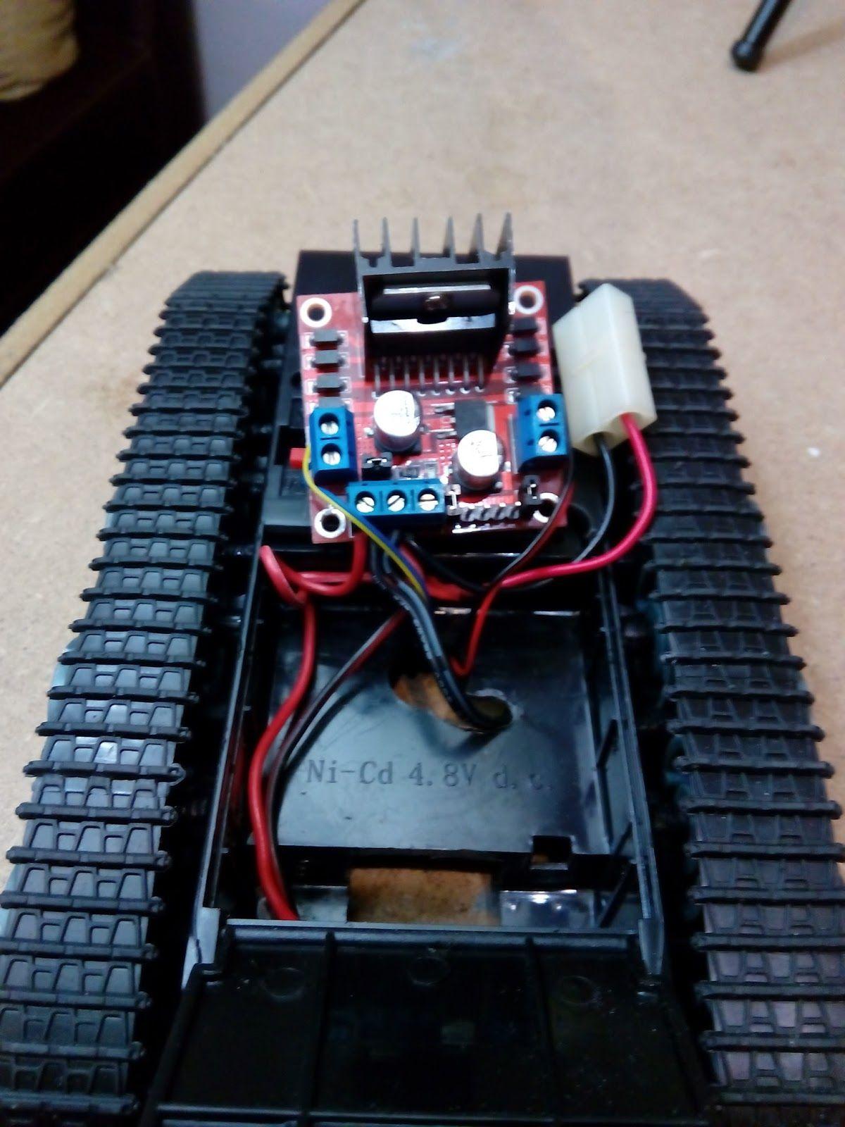 Hc en arduino con este emisor receptor he construido
