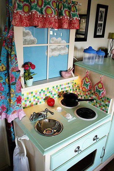 Meubles Déco Et Ambiances Vintage Des Années à Cuisine - Meuble cuisine annee 50 pour idees de deco de cuisine