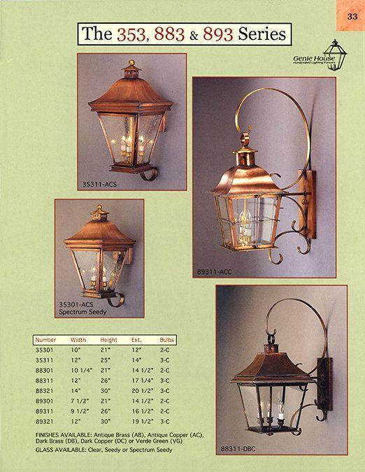 Genie House Handcrafted Lighting Fixtures