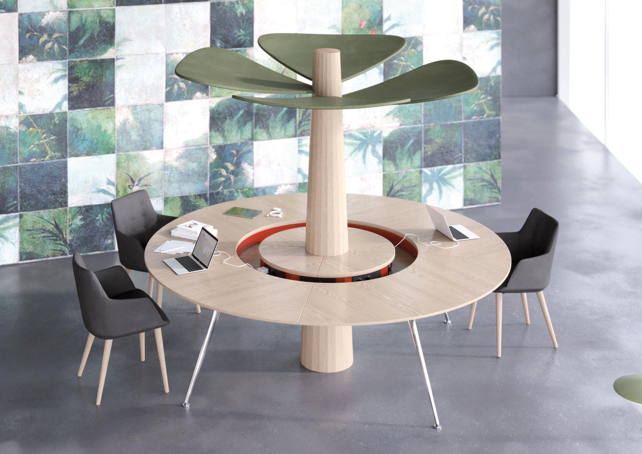 I pianeti free standing systèmes de tables de bureau design de