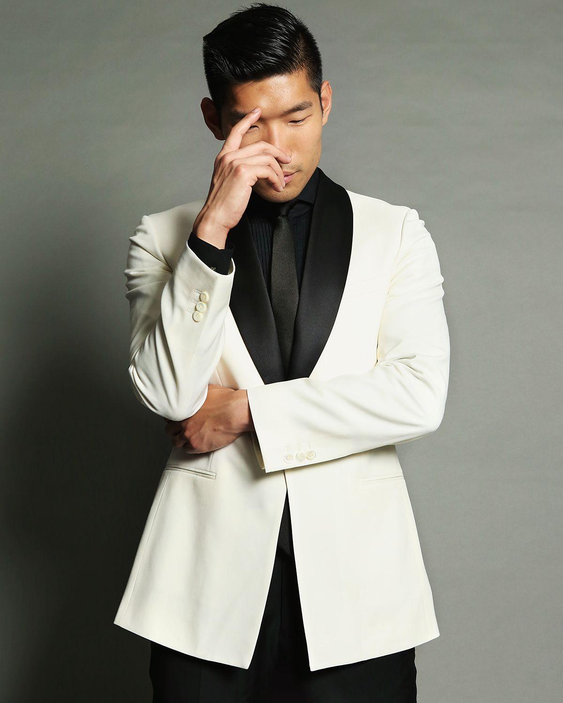 Vintage Men Suits Jackets Pants 2016 New Man White Suit Man Slim ...