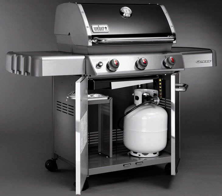 Weber Genesis E 310 Grill For Outdoor Cooking Propane Gas Grill Natural Gas Grill Best Gas Grills