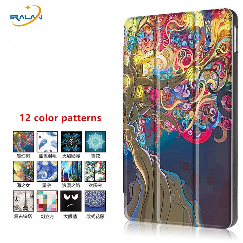 Ultra Slim Lightweight Painted PU Leather Stand Cover Case for New IPad 9.7 2017 New Model Tablet PC+free Screen Film+stylus Pen. Yesterday's price: US $14.98 (12.17 EUR). Today's price: US $9.14 (7.42 EUR). Discount: 39%.