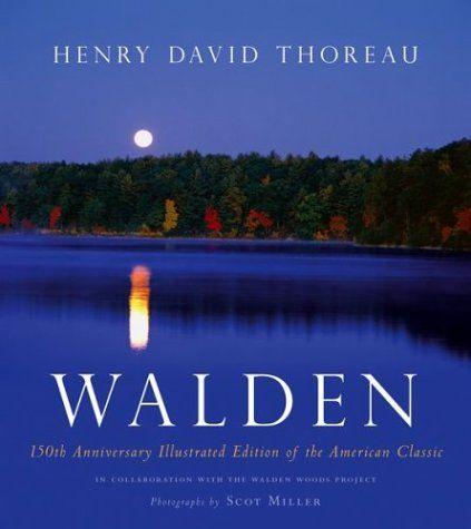 walden pond audiobook