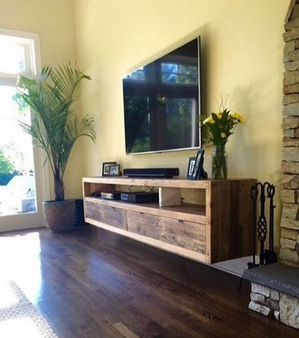 32 the best minimalist farmhouse tv stand ideas for your