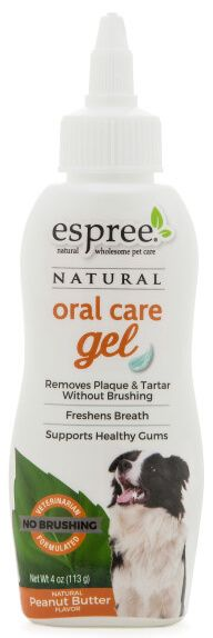 Espree Natural Oral Care Gel für Hunde Espree Animal – Dental | Gesundheit | Haustier   – Products