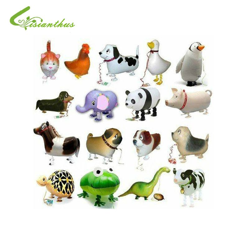 Inflatable Balloon Ballon Fashion Beautiful Pet Shape Aluminum Foil Animal