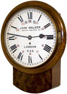 Sold Railway Clocks In 2020 Clock Wall Clock Decor