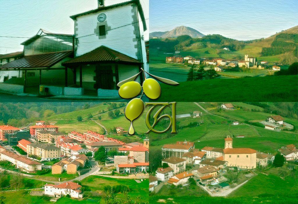 Aizarna, Iraeta, Arroa y Aizarnazábal
