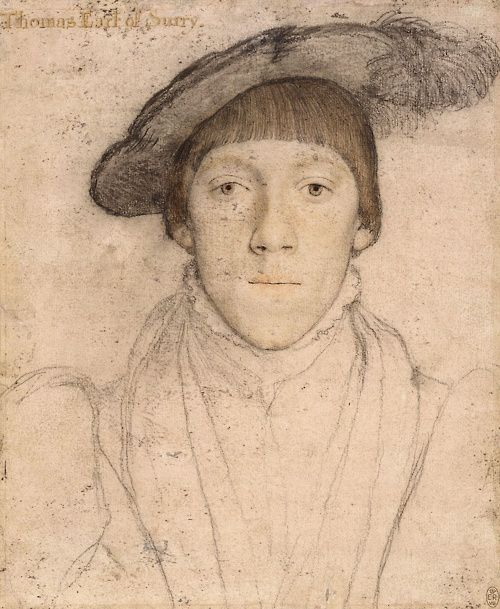 Henry Howard Earl of Surrey jonathan richardson